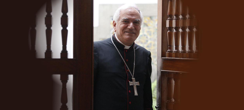 Visita Pastoral del Sr. Nuncio Mons. Nicola Girasoli