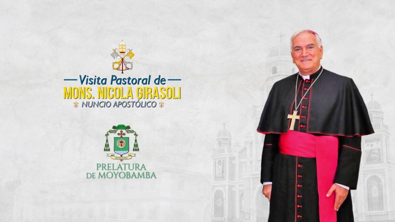 Nuncio Apostólico visita nuestra prelatura