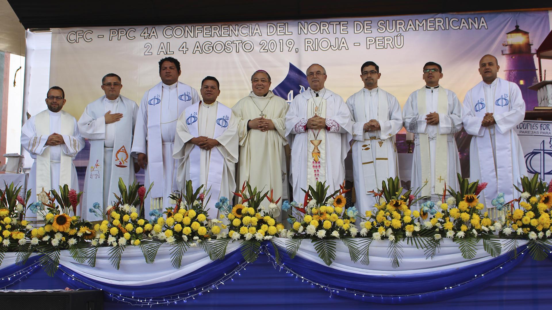 Conferencia de Parejas para Cristo