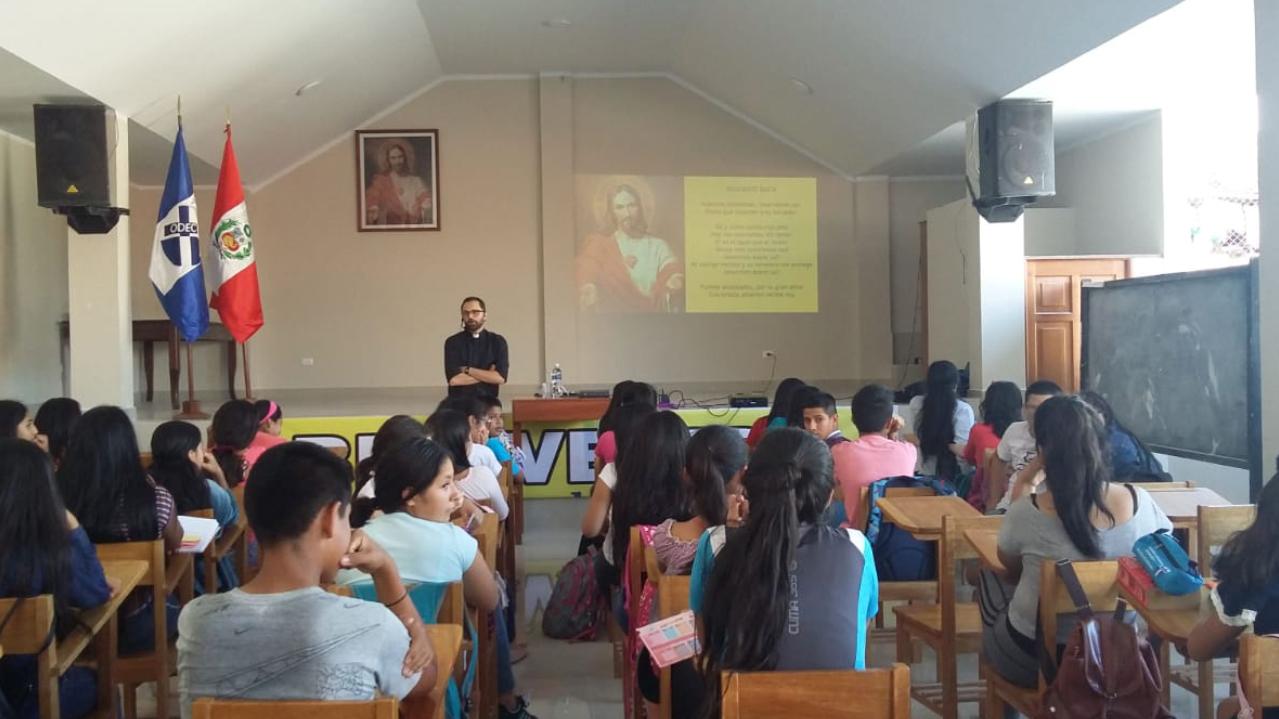 Curso Bíblico impulsado por la ODEC Moyobamba