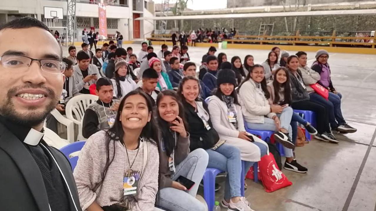 Encuentro Nacional de Jóvenes Oblatos 2019