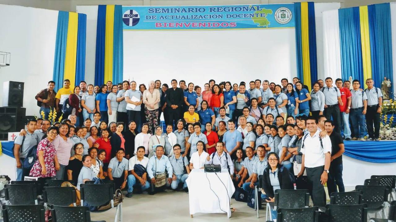 Seminario Regional de Actualización Docente