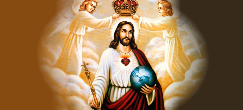 Jesucristo Rey del Universo